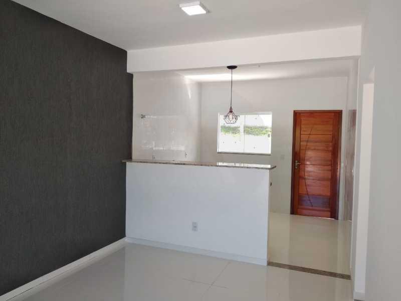Casa Condomínio  - Imobiliária Agatê Imóveis vende Casa em Condomínio de 61 m² Várzea das Moças - Niterói. - HTCN20051 - 11