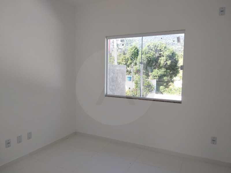 Casa Condomínio  - Imobiliária Agatê Imóveis vende Casa em Condomínio de 61 m² Várzea das Moças - Niterói. - HTCN20051 - 15