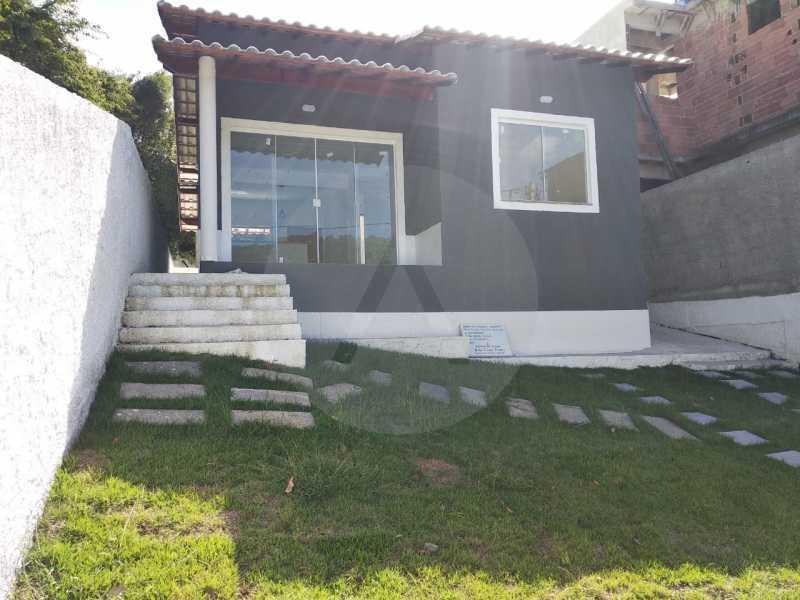 Casa Condomínio  - Imobiliária Agatê Imóveis vende Casa em Condomínio de 61 m² Várzea das Moças - Niterói. - HTCN20051 - 5