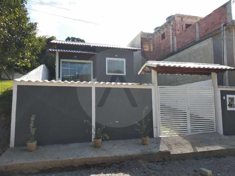 Casa Condomínio  - Imobiliária Agatê Imóveis vende Casa em Condomínio de 61 m² Várzea das Moças - Niterói. - HTCN20051 - 29