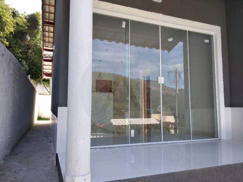 Casa Condomínio  - Imobiliária Agatê Imóveis vende Casa em Condomínio de 61 m² Várzea das Moças - Niterói. - HTCN20051 - 6