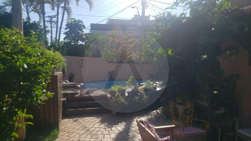 mancoes camboinhas 04 - Agate Imóveis vende linda casa em Camboinhas Niterói - HTCN30116 - 6
