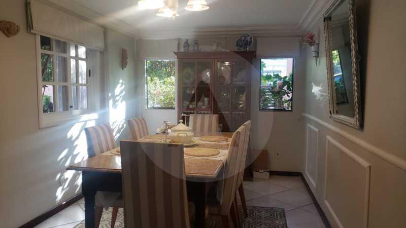 mancoes camboinhas 13 - Agate Imóveis vende linda casa em Camboinhas Niterói - HTCN30116 - 14
