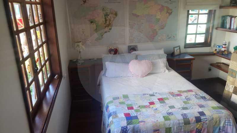 mancoes camboinhas 20 - Agate Imóveis vende linda casa em Camboinhas Niterói - HTCN30116 - 21