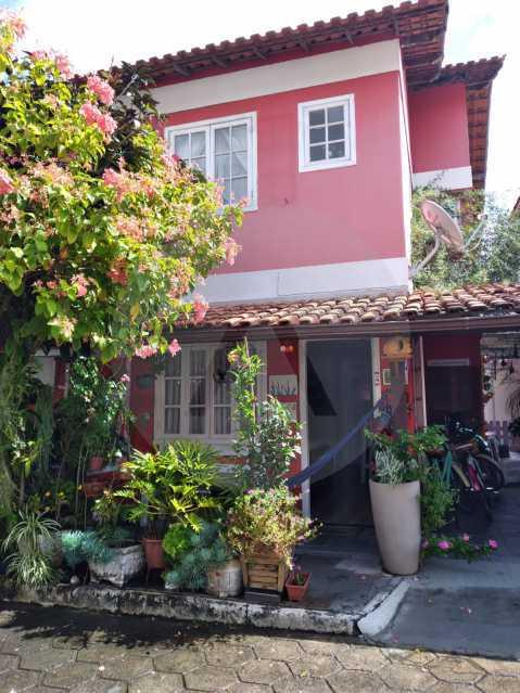 2 Casa Condomínio Itaipu - Casa em Condomínio 3 quartos à venda Itaipu, Niterói - R$ 580.000 - HTCN30117 - 3