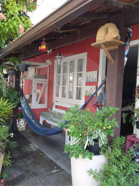 3 Casa Condomínio Itaipu - Casa em Condomínio 3 quartos à venda Itaipu, Niterói - R$ 580.000 - HTCN30117 - 4
