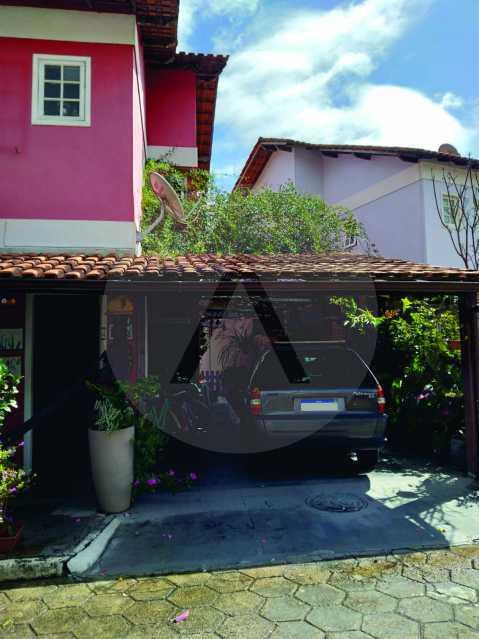 5 Casa Condomínio Itaipu - Casa em Condomínio 3 quartos à venda Itaipu, Niterói - R$ 580.000 - HTCN30117 - 6