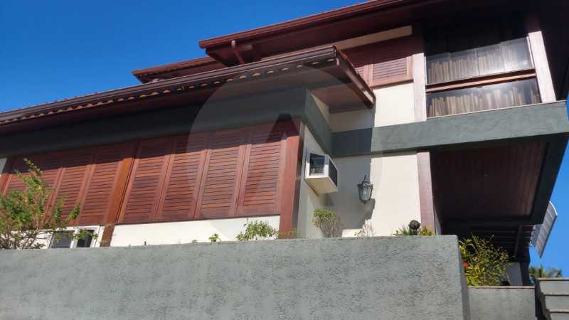 2 Casa Picolé Camboinhas. - Imobiliária Agatê Imóveis vende mansão no Picolé - Camboinhas - Niterói. - HTCA60002 - 3