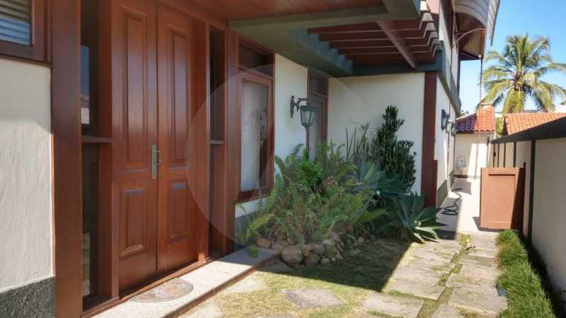 4 Casa Picolé Camboinhas. - Imobiliária Agatê Imóveis vende mansão no Picolé - Camboinhas - Niterói. - HTCA60002 - 5