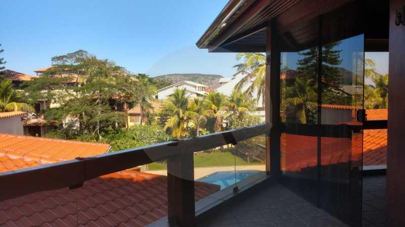 9 Casa Picolé Camboinhas. - Imobiliária Agatê Imóveis vende mansão no Picolé - Camboinhas - Niterói. - HTCA60002 - 10