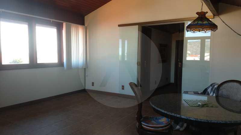 10 Casa Picolé Camboinhas. - Imobiliária Agatê Imóveis vende mansão no Picolé - Camboinhas - Niterói. - HTCA60002 - 11