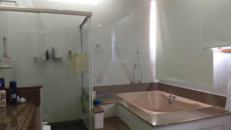 11 Casa Picolé Camboinhas. - Imobiliária Agatê Imóveis vende mansão no Picolé - Camboinhas - Niterói. - HTCA60002 - 12