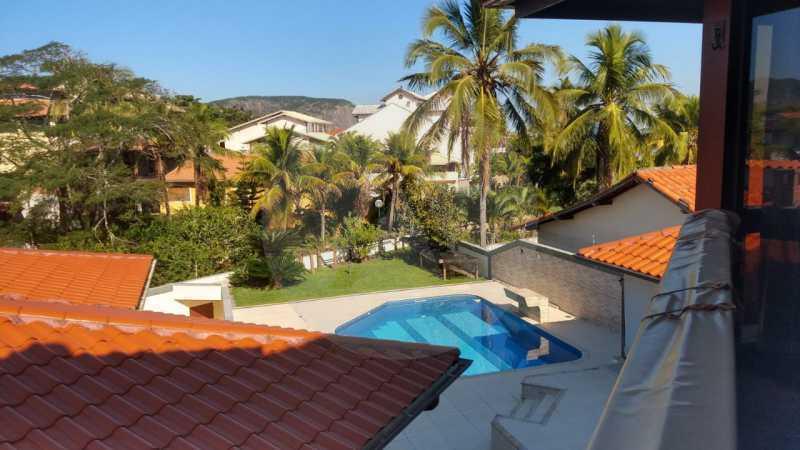 12 Casa Picolé Camboinhas. - Imobiliária Agatê Imóveis vende mansão no Picolé - Camboinhas - Niterói. - HTCA60002 - 13