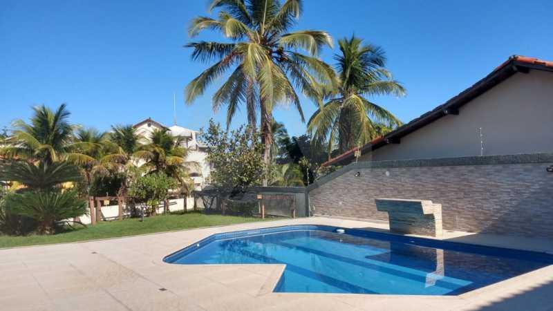 14 Casa Picolé Camboinhas. - Imobiliária Agatê Imóveis vende mansão no Picolé - Camboinhas - Niterói. - HTCA60002 - 15