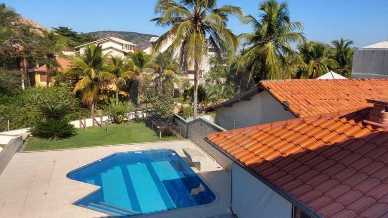 15 Casa Picolé Camboinhas. - Imobiliária Agatê Imóveis vende mansão no Picolé - Camboinhas - Niterói. - HTCA60002 - 16