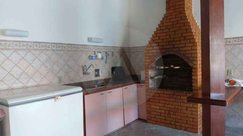16 Casa Picolé Camboinhas. - Imobiliária Agatê Imóveis vende mansão no Picolé - Camboinhas - Niterói. - HTCA60002 - 17