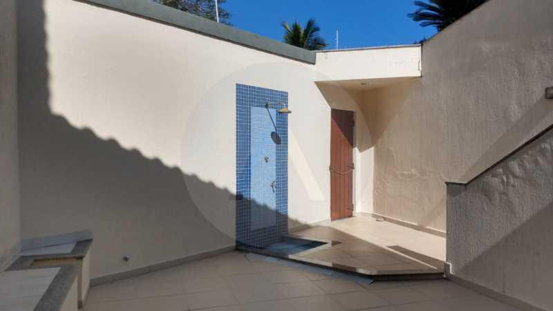 18 Casa Picolé Camboinhas. - Imobiliária Agatê Imóveis vende mansão no Picolé - Camboinhas - Niterói. - HTCA60002 - 19