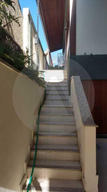 20 Casa Picolé Camboinhas. - Imobiliária Agatê Imóveis vende mansão no Picolé - Camboinhas - Niterói. - HTCA60002 - 21