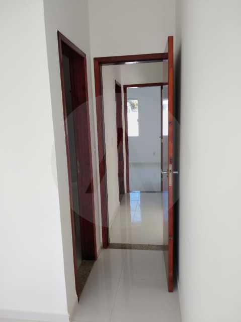 10 Casa Condomínio. - Imobiliária Agatê Imóveis vende Casa em Condomínio de 61 m² Várzea das Moças - Niterói. - HTCN20052 - 11