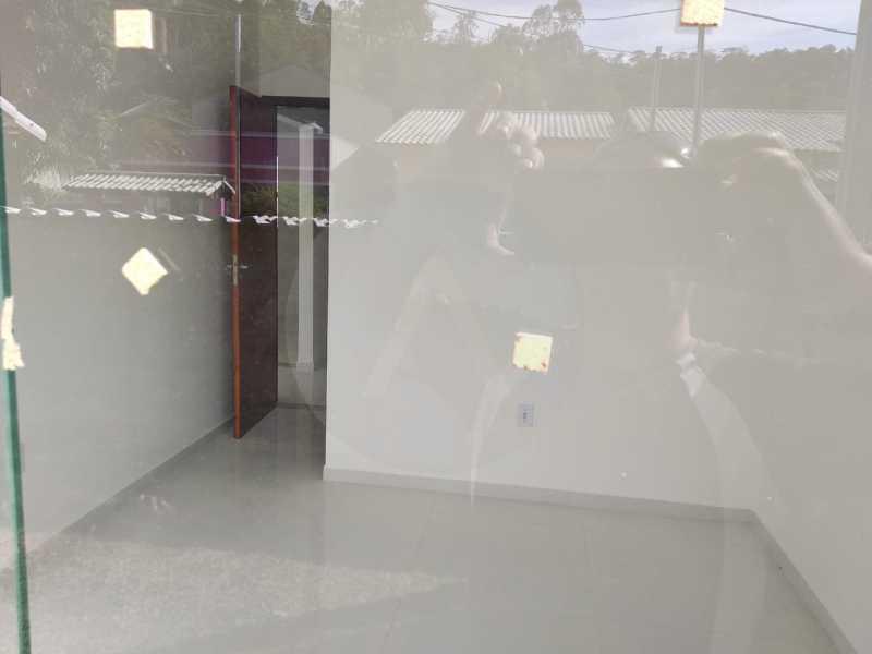 11 Casa Condomínio. - Imobiliária Agatê Imóveis vende Casa em Condomínio de 61 m² Várzea das Moças - Niterói. - HTCN20052 - 12