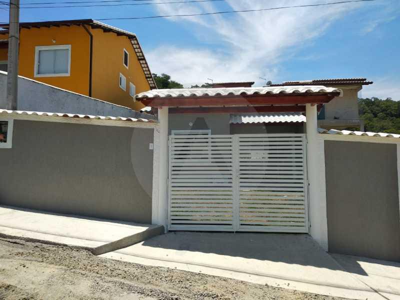 16 Casa Condomínio. - Imobiliária Agatê Imóveis vende Casa em Condomínio de 61 m² Várzea das Moças - Niterói. - HTCN20052 - 17