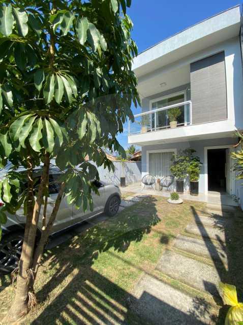 2 Casa Padrão Piratininga. - Imobiliária Agatê Imóveis vende Casa Duplex - Piratininga - Niterói. - HTCA40131 - 3