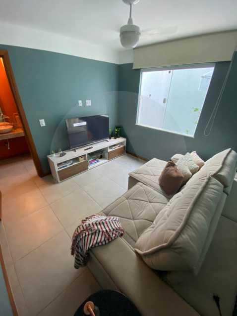 6 Casa Padrão Piratininga. - Imobiliária Agatê Imóveis vende Casa Duplex - Piratininga - Niterói. - HTCA40131 - 7
