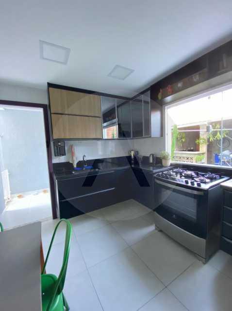 9 Casa Padrão Piratininga. - Imobiliária Agatê Imóveis vende Casa Duplex - Piratininga - Niterói. - HTCA40131 - 10