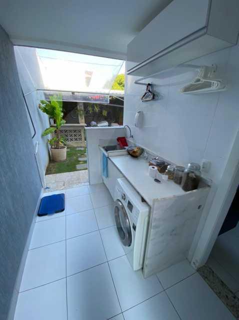 11 Casa Padrão Piratininga. - Imobiliária Agatê Imóveis vende Casa Duplex - Piratininga - Niterói. - HTCA40131 - 12