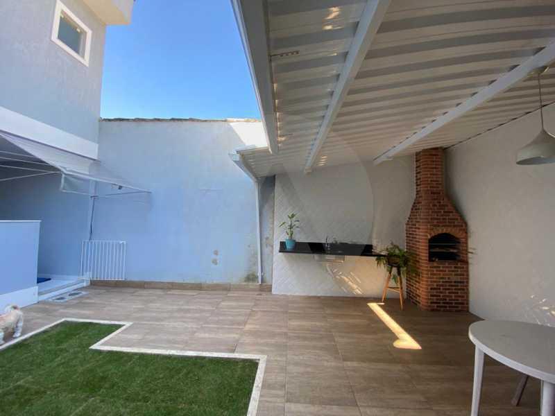 13 Casa Padrão Piratininga. - Imobiliária Agatê Imóveis vende Casa Duplex - Piratininga - Niterói. - HTCA40131 - 14
