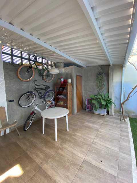 14 Casa Padrão Piratininga. - Imobiliária Agatê Imóveis vende Casa Duplex - Piratininga - Niterói. - HTCA40131 - 15