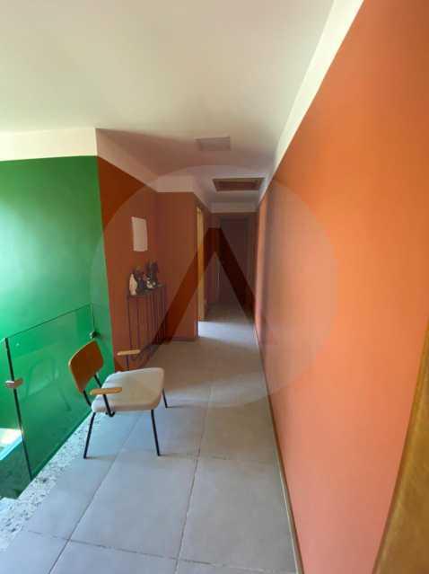 20 Casa Padrão Piratininga. - Imobiliária Agatê Imóveis vende Casa Duplex - Piratininga - Niterói. - HTCA40131 - 21