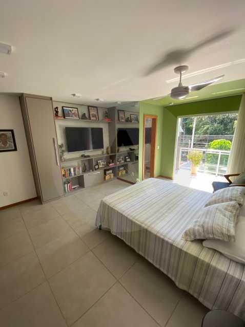 21 Casa Padrão Piratininga. - Imobiliária Agatê Imóveis vende Casa Duplex - Piratininga - Niterói. - HTCA40131 - 22
