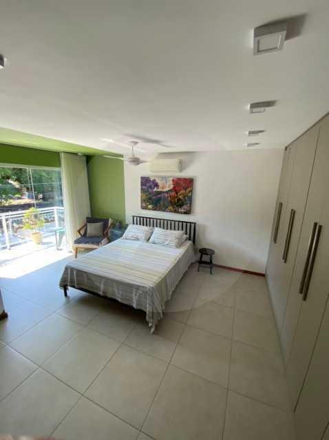 22 Casa Padrão Piratininga. - Imobiliária Agatê Imóveis vende Casa Duplex - Piratininga - Niterói. - HTCA40131 - 23