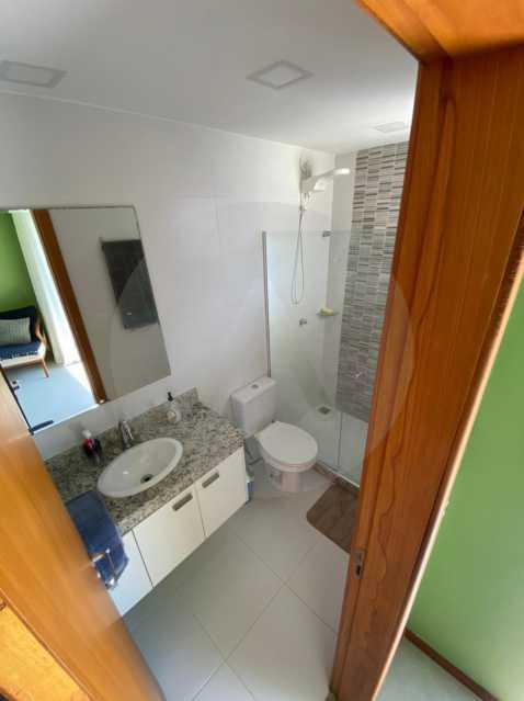 23 Casa Padrão Piratininga. - Imobiliária Agatê Imóveis vende Casa Duplex - Piratininga - Niterói. - HTCA40131 - 24