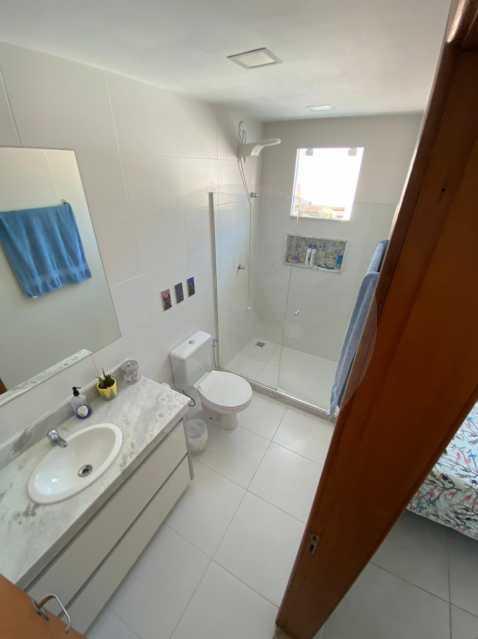 28 Casa Padrão Piratininga. - Imobiliária Agatê Imóveis vende Casa Duplex - Piratininga - Niterói. - HTCA40131 - 29