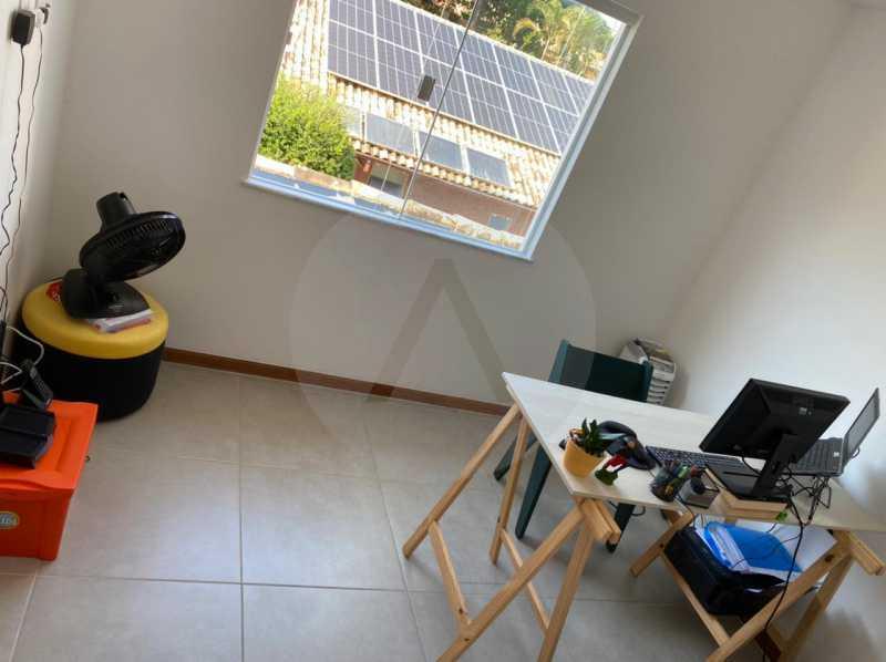 29 Casa Padrão Piratininga. - Imobiliária Agatê Imóveis vende Casa Duplex - Piratininga - Niterói. - HTCA40131 - 30