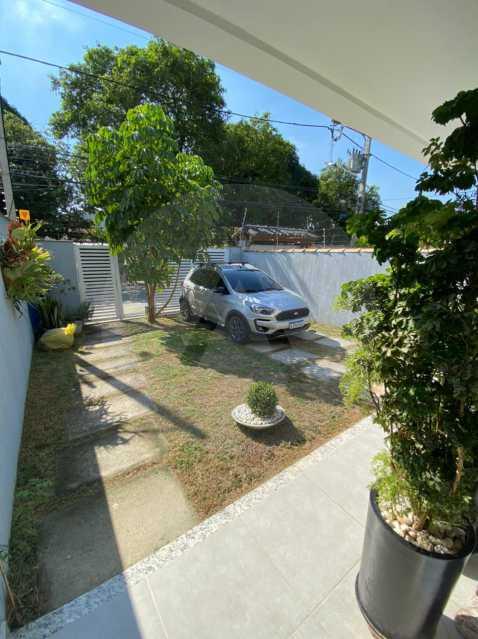 30 Casa Padrão Piratininga. - Imobiliária Agatê Imóveis vende Casa Duplex - Piratininga - Niterói. - HTCA40131 - 31
