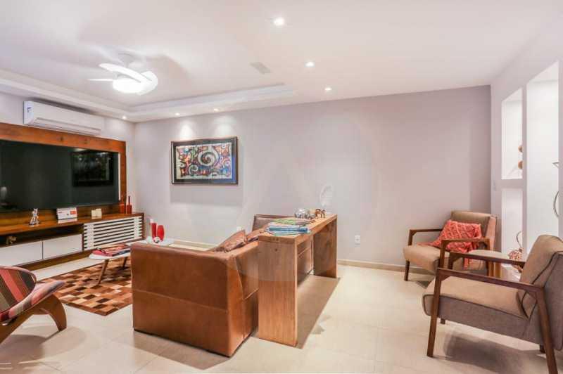 4 Casa Condomínio Camboinhas. - Imobiliária Agatê Imóveis vende Espetacular Casa em Condomínio - Camboinhas - Niterói. - HTCN40088 - 5