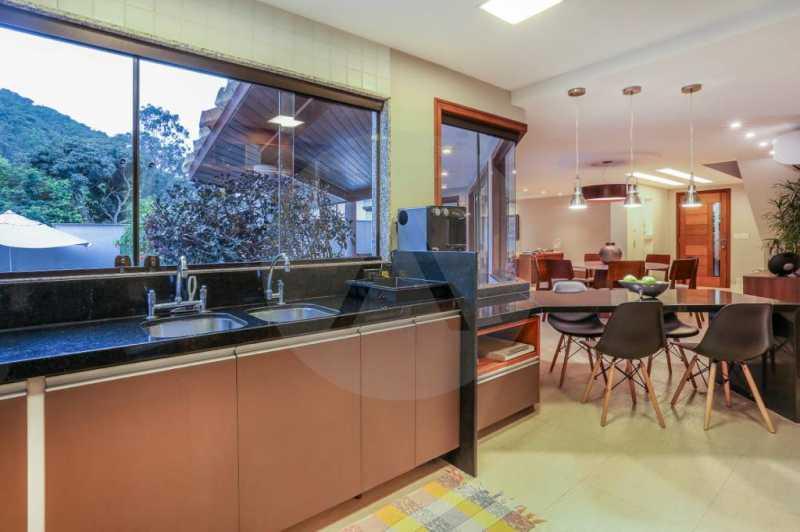 7 Casa Condomínio Camboinhas. - Imobiliária Agatê Imóveis vende Espetacular Casa em Condomínio - Camboinhas - Niterói. - HTCN40088 - 8