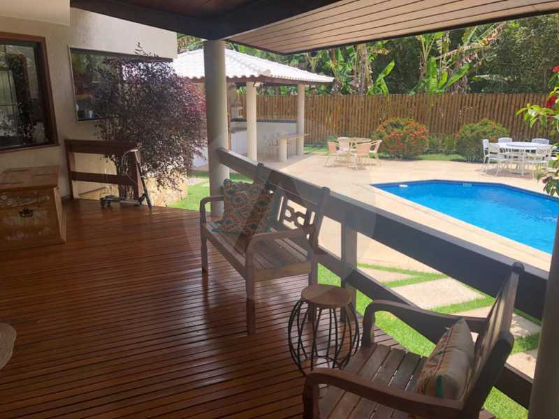 10 Casa Condomínio Camboinhas - Imobiliária Agatê Imóveis vende Espetacular Casa em Condomínio - Camboinhas - Niterói. - HTCN40088 - 11