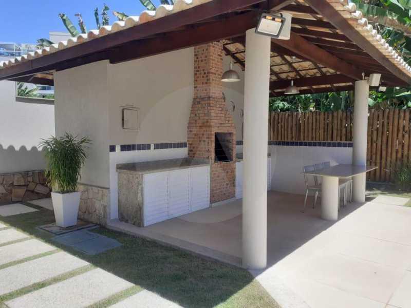 11 Casa Condomínio Camboinhas - Imobiliária Agatê Imóveis vende Espetacular Casa em Condomínio - Camboinhas - Niterói. - HTCN40088 - 12