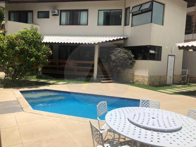 13 Casa Condomínio Camboinhas - Imobiliária Agatê Imóveis vende Espetacular Casa em Condomínio - Camboinhas - Niterói. - HTCN40088 - 14