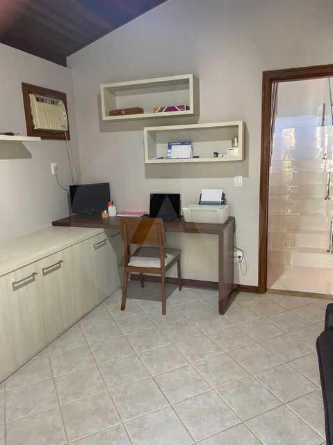 15 Casa Condomínio Camboinhas - Imobiliária Agatê Imóveis vende Espetacular Casa em Condomínio - Camboinhas - Niterói. - HTCN40088 - 16