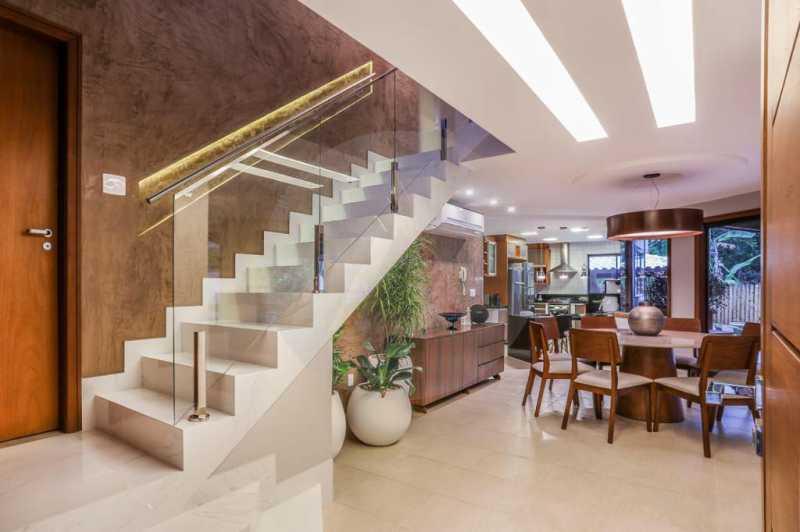 16 Casa Condomínio Camboinhas - Imobiliária Agatê Imóveis vende Espetacular Casa em Condomínio - Camboinhas - Niterói. - HTCN40088 - 17