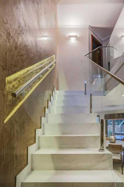 17 Casa Condomínio Camboinhas - Imobiliária Agatê Imóveis vende Espetacular Casa em Condomínio - Camboinhas - Niterói. - HTCN40088 - 18