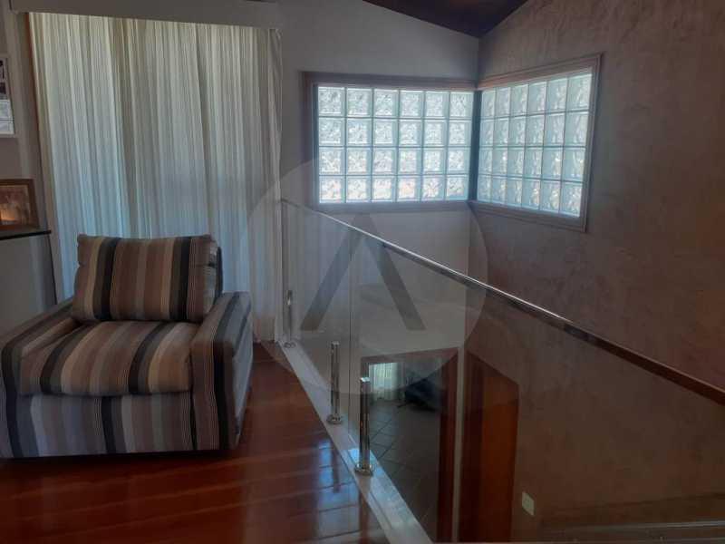 18 Casa Condomínio Camboinhas - Imobiliária Agatê Imóveis vende Espetacular Casa em Condomínio - Camboinhas - Niterói. - HTCN40088 - 19