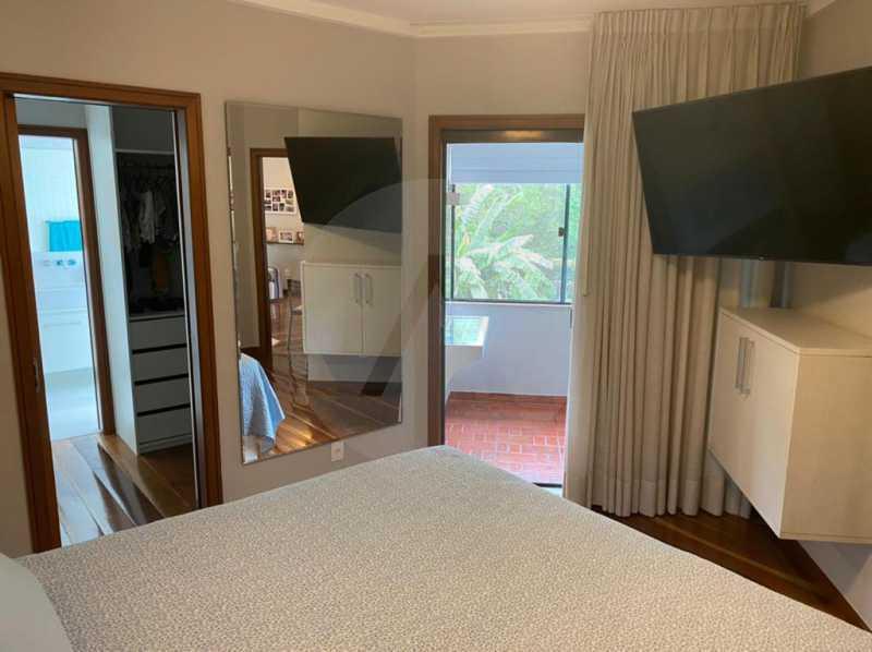 20 Casa Condomínio Camboinhas - Imobiliária Agatê Imóveis vende Espetacular Casa em Condomínio - Camboinhas - Niterói. - HTCN40088 - 21