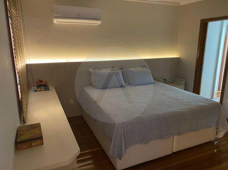 21 Casa Condomínio Camboinhas - Imobiliária Agatê Imóveis vende Espetacular Casa em Condomínio - Camboinhas - Niterói. - HTCN40088 - 22