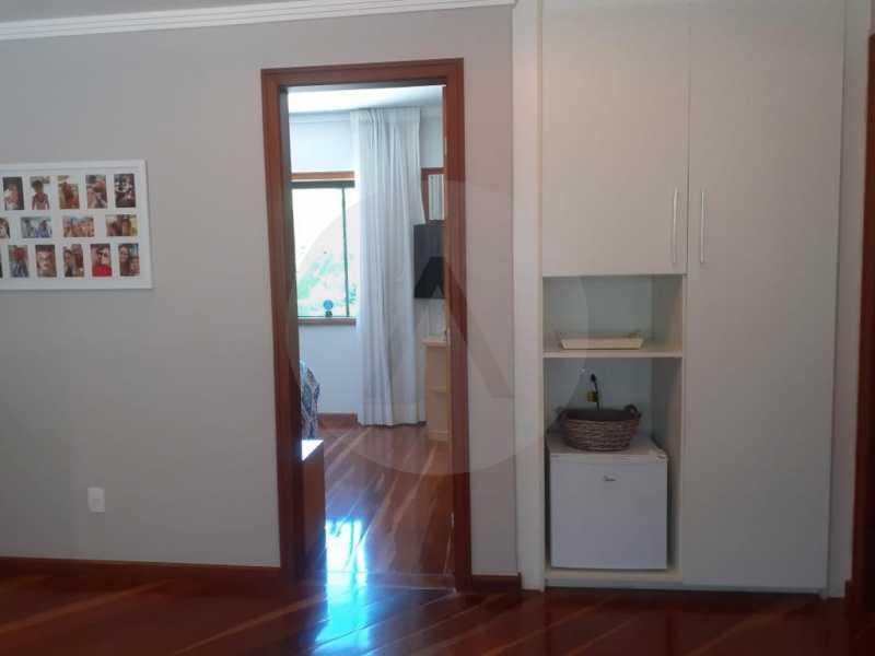 23 Casa Condomínio Camboinhas - Imobiliária Agatê Imóveis vende Espetacular Casa em Condomínio - Camboinhas - Niterói. - HTCN40088 - 24